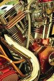 Ultra clean bike Stock Image