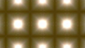 Ultra disco colorido del fondo del movimiento de la caja del fondo de la caja del caleidoscopio del festival de música de la etap metrajes