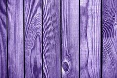 Ultra fond de Violet Wooden photo stock