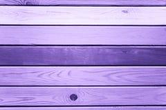 Ultra fond de Violet Wooden photo libre de droits