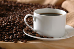 Ultra Fresh Coffee Royalty Free Stock Images