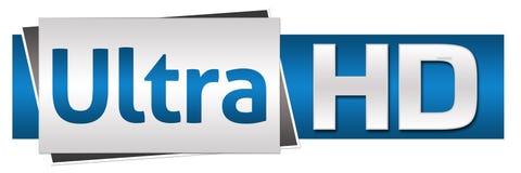 Ultra HD-Blau Grey Button Style Stockfotos
