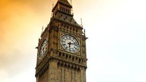 ULTRA HD 4k, real time,London Skyline Elizabeth Tower Clock -Big Ben. London Skyline Elizabeth Tower Clock (Big Ben); Ultra High Definition, UltraHD, Ultra HD stock video