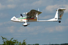 Ultra light aircraft Stock Photography