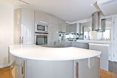 Ultra modern designer kitchen