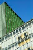 Ultra modernes Gebäude Stockbild