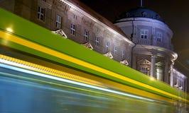 Ultra prędkość tramwaj Obraz Royalty Free