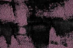 Ultra purpere Concrete het cementachtergrond van de textuur grunge muur of steen ruwe oppervlakte Royalty-vrije Stock Afbeeldingen