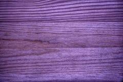 Ultra purpurowa Drewniana tekstura, tnącej deski powierzchnia dla projektów elementów Zdjęcie Royalty Free