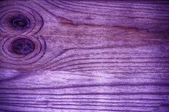 Ultra purpurowa Drewniana tekstura, tnącej deski powierzchnia dla projektów elementów Zdjęcie Stock
