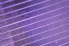 Ultra purpurowej stali zmielona kratownica Stali nierdzewnej tekstura, tło dla strony internetowej lub urządzenia przenośne, Zdjęcia Royalty Free