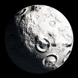 Ultra Realistic Moon Royalty Free Stock Image