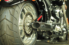 Ultra schone fiets Stock Foto's
