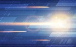 Ultra tapet för HD-abstrakt begreppSci Fi teknologi som är passande för applikation, skrivbord, banerbakgrund, tryckbakgrund och  Arkivfoton