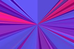 Ultra violet color blurred abstract light rays background. Ultraviolet purple backdrop illustration artwork design beam pattern. Royalty Free Stock Images