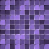 Ultra violet Square color background. 3d Royalty Free Stock Photography