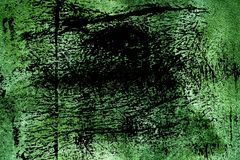 Ultra zielona betonu cementu tekstura, kamień powierzchnia, rockowy tło Obraz Royalty Free
