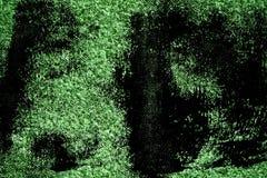 Ultra zielona grunge tynku betonu tekstura, kamień powierzchnia, kołysa krakingowego tło dla pocztówki Zdjęcie Royalty Free