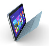 Ultrabook convertible Stock Photos