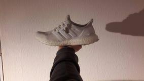 Ultraboost de Adidas Imagens de Stock Royalty Free