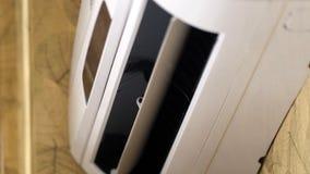 UltraHD wideo pracować powietrza uwarunkowywać zakończenie zbiory wideo