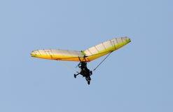Ultralight aircraft Royalty Free Stock Photos
