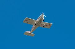 Ultralight aircraft Stock Images