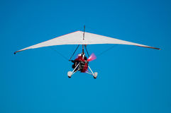 Ultralight Flight Royalty Free Stock Photo