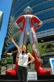 Ultraman Mebius Stock Images