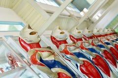 Ultraman model Royalty Free Stock Images