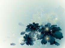 Ultramarine flowers Stock Photo
