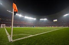 Ultras πλήθους σταδίων στοκ φωτογραφία