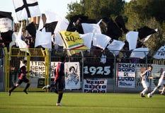 ultras της Nola Στοκ εικόνες με δικαίωμα ελεύθερης χρήσης