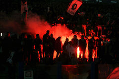 Ultras Royalty Free Stock Photo