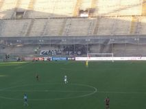 Ultras Ascoli Royalty Free Stock Photo