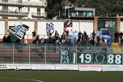 Ultras brindisi Royalty Free Stock Photography