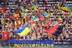 Ultras FC Metalurg Стоковые Изображения RF