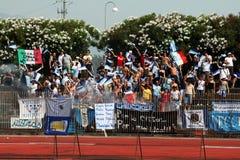Ultras Isernia Immagini Stock