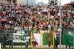 Ultras lamezia Stock Image