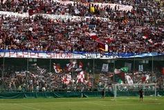 Ultras salerno Stock Image