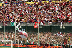 Ultras salerno Stock Images