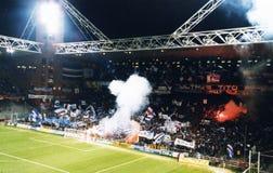 Ultras samp Στοκ εικόνα με δικαίωμα ελεύθερης χρήσης