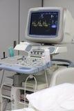 Ultraschallmaschine stockfoto