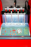 Ultraschallreinigungmaschine Lizenzfreies Stockfoto