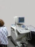 Ultrasone klank    Stock Foto's