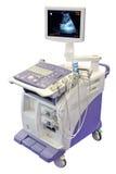 Ultrasone scanner Royalty-vrije Stock Afbeeldingen