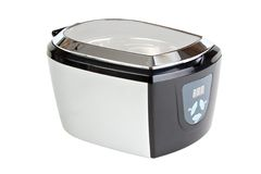 Ultrasonic cleaner Royalty Free Stock Photos