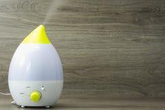 Ultrasonic humidifier Stock Images