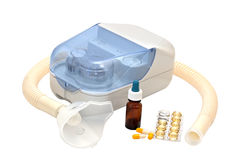 Ultrasonic nebulizer Stock Photography