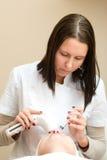 Ultrasonic Skin Scrubber Peeling 3 Stock Images